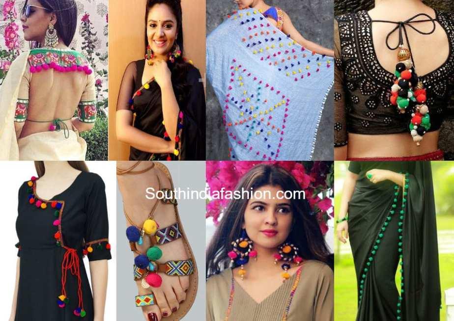 pom pom trend indian wear