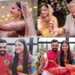 Virat Kohli and Anushka Sharma are Officially Married!!