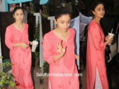 Alia Bhatt's ethnic look