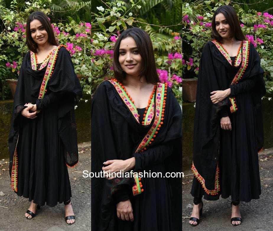 Ankita Lokhande's Ethnic Look 1