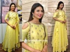 Divyanka Tripathi in Kalki Fashion for an event