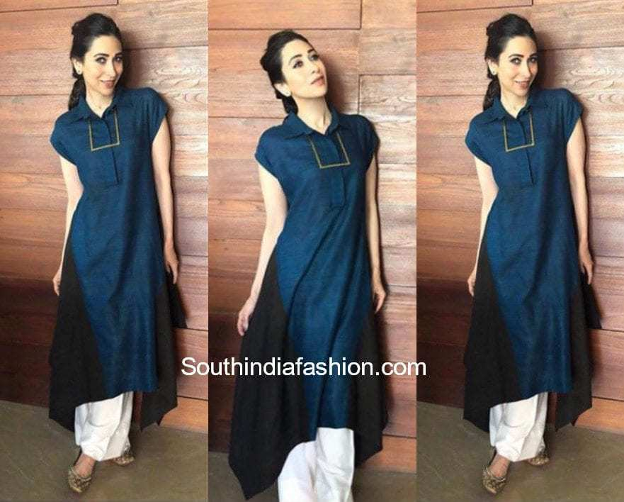 Karishma Kapoor in Payal Khandwala at National Voters Day