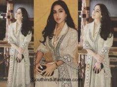 Sara Ali Khan in Abu Jani Sandeep Khosla