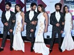 Shahid Kapoor and Mira Kapoor at HT Most Stylish Awards 2017 1