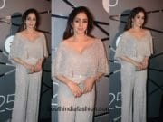 Sridevi Kapoor in Falguni and Shane Peacock at Zee Tv's 25th anniversary celebration