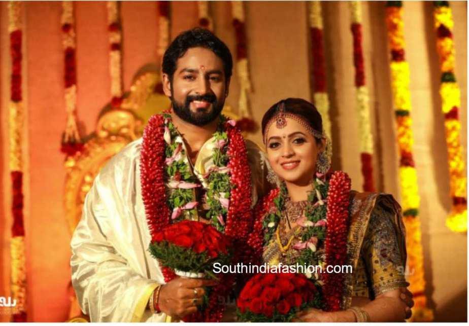 bhavan naveen marriage pics