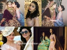 alia bhatt outfits at her best friends wedding