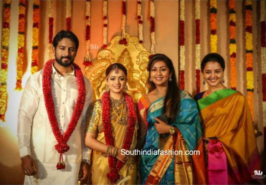 bhavan naveen marriage photos