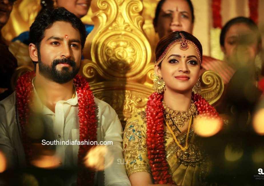 bhavana naveen wedding