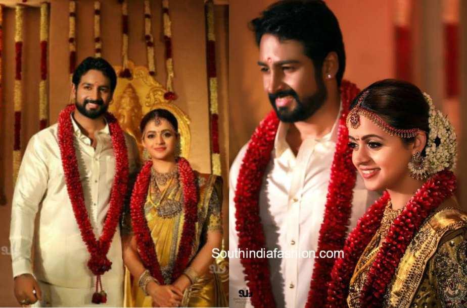 actress bhavan naveen wedding