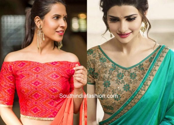 blouse-designs-trends-2018