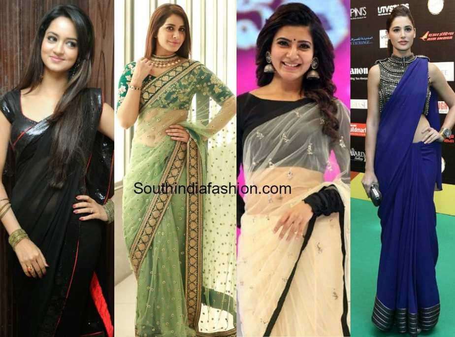 ec29b65c30 Here Are Some Of The Hacks For Petite Girls To Look Taller In Sarees