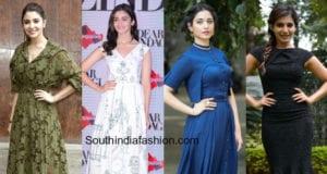 how to style midi dresses