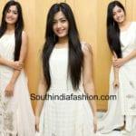 Rashmika Mandanna's Ethnic Look