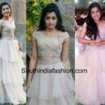 Rashmika Mandanna at Chalo Pre Release Function