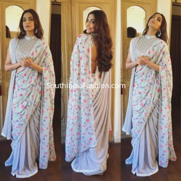 sonam-kapoor-look-taller-in-sarees