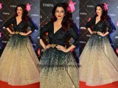 Aishwarya Rai in Labour Joisie at Femina Beauty Awards 2018 1