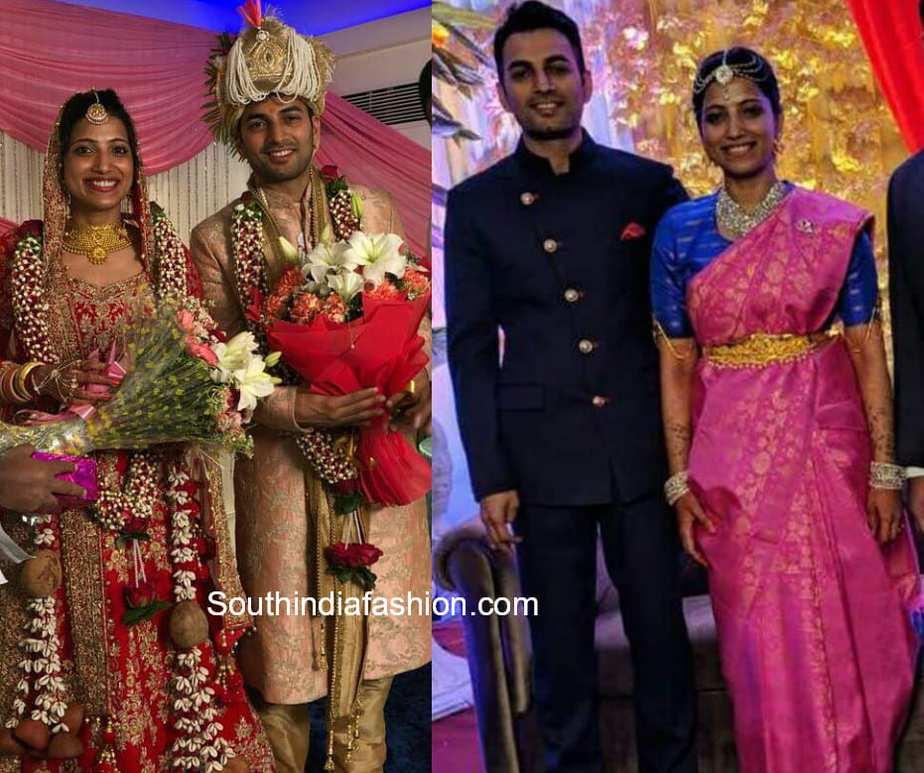Warangal Collector Amrapali & Sameer Sharma's Wedding – South India