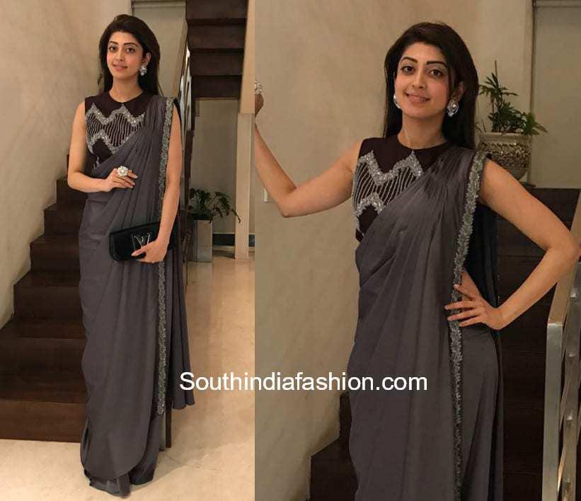 Pranita Subhash in Kalki Fashion