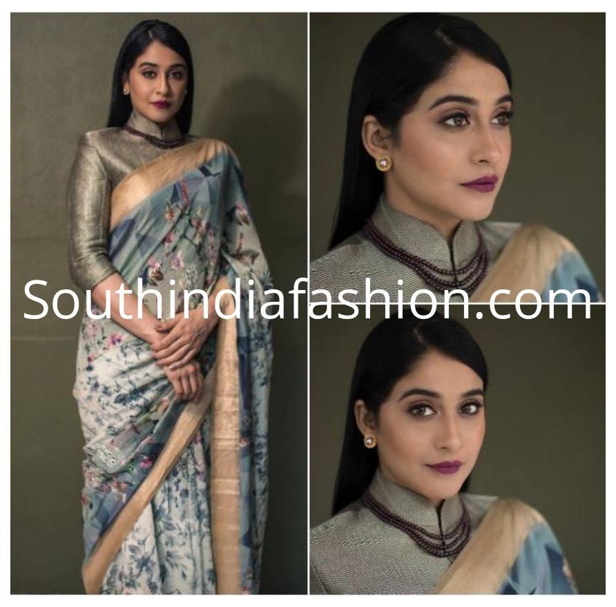 saree makeup tips