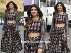 Shilpa Shetty in Punit Balana at Super Dancer Season 2