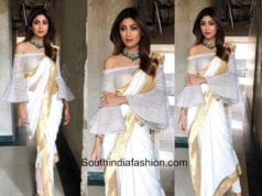 Shilpa Shetty in Shantanu and Nikhil for Super Dancer Season 2