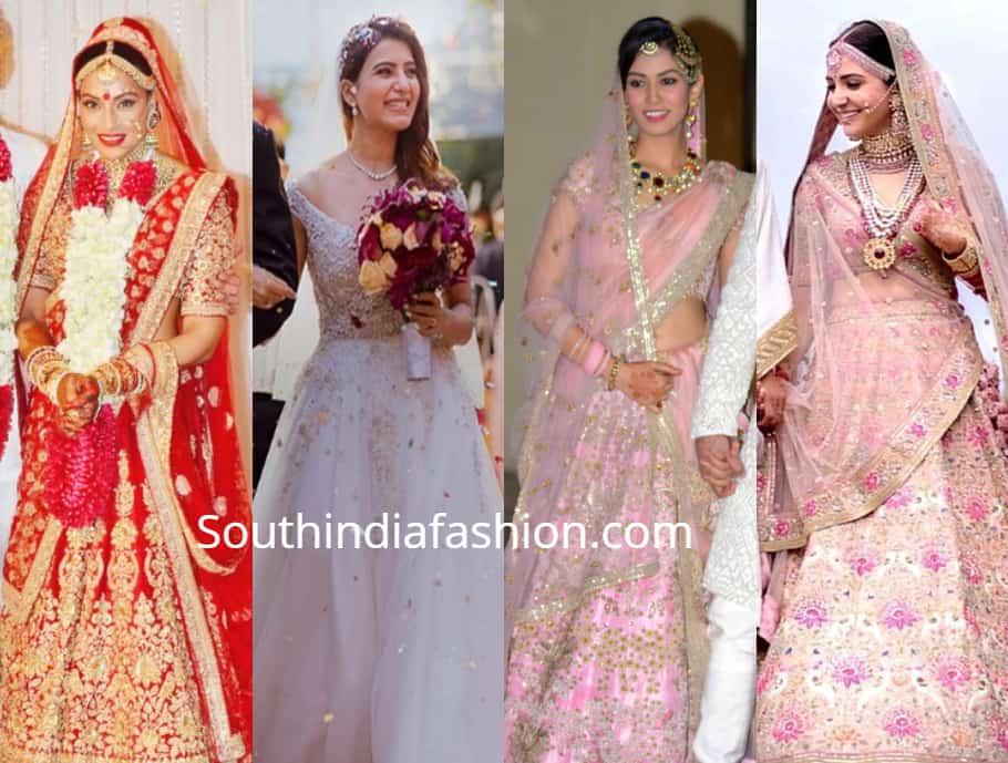 celebrity wedding fashion indian