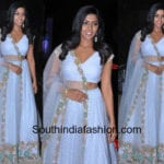 Eesha Rebba in Althea Krishna