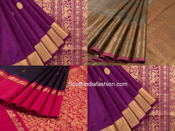 How to Maintain Silk Sarees