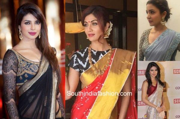 saree-pallu-styles