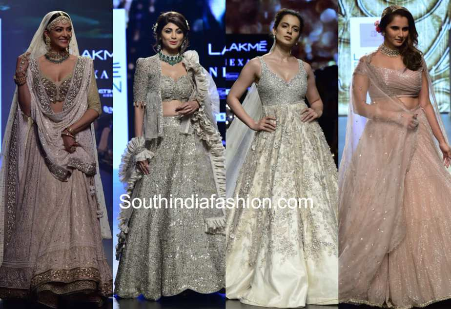 Trending Colors For Indian Wear 2018