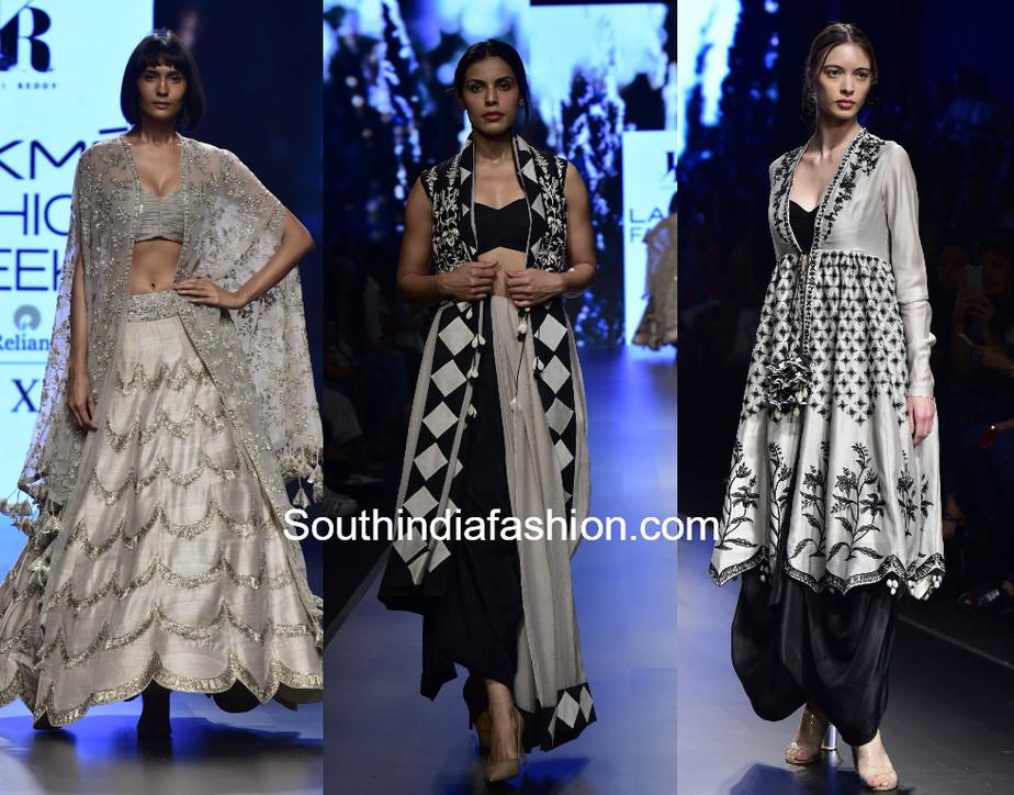 jayanti reddy collection lakme fashion week 2018