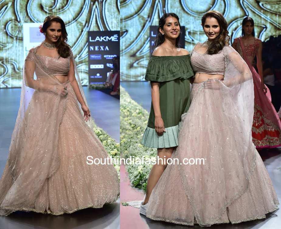 anushree reddy collection 2018 lakme fashion week