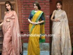 designer sarees by Mamatha tulluri