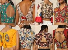 kalamkari readymade blouses online