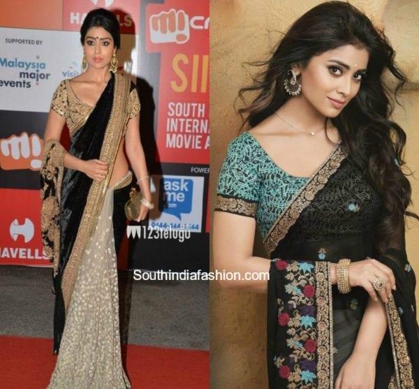 saree pallu draping styles pallu tied on wrist
