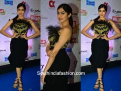 Adah Sharma in Nikhita Tandon at Hello Hall Of Fame Awards 2018