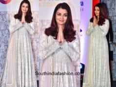 Aishwarya Rai in Manish Malhotra at Smile Train charity event