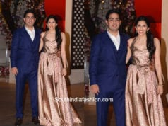 Akash Ambani and Shloka Mehta at their pre engagement bash 1