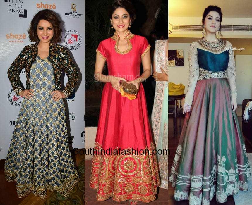Anarkali Gown latest trend