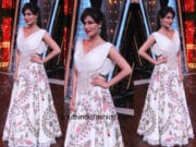 Chitrangada Singh in Varun Bahl for DID L'il Masters Season 4