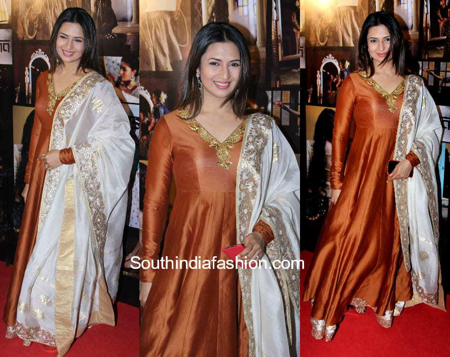 Divyanka Tripathi in Neerushaa at the launch of the brand