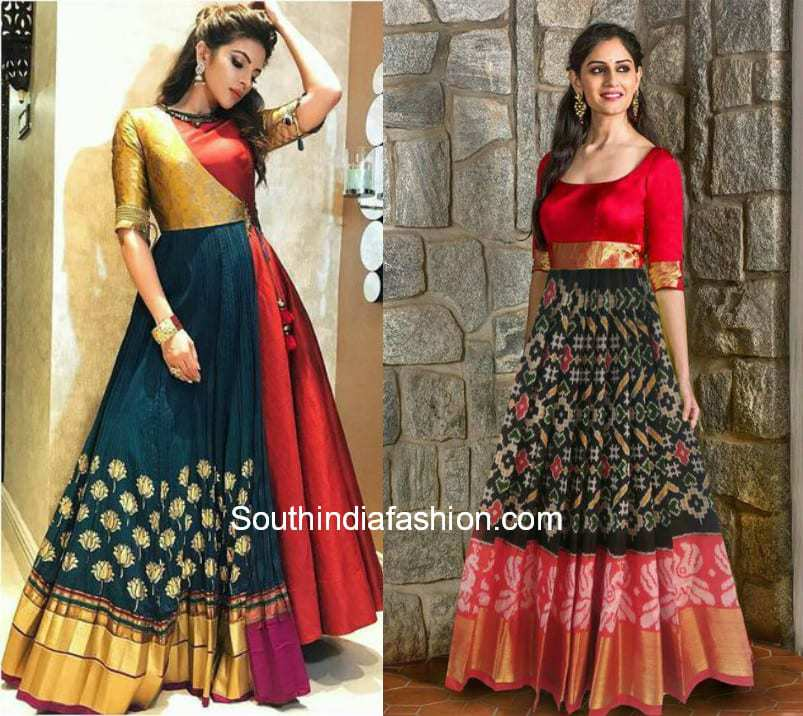 6d8884a81e Indian Party Wear Gowns For Weddings and Receptions