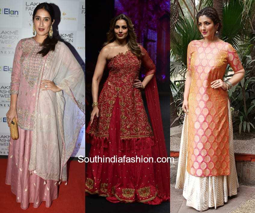 Lehenga Kurta Sangeet Outfits