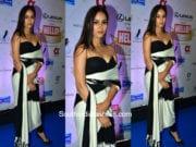 Mira Kapoor in Shantanu and Nikhil at Hello Hall Of Fame Awards 2018