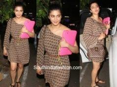 Shruti Haasan's casual look