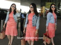 Tamanna Bhatia's stylish airport look