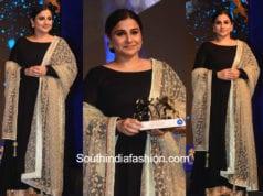 Vidya Balan in Vikram Phadnis for Power Brand Awards
