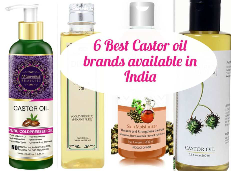 Top 6 Best Castor Oil Brands Available Online In India For