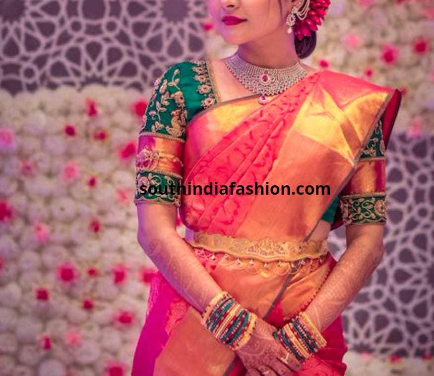 Bridal Blouse Designs